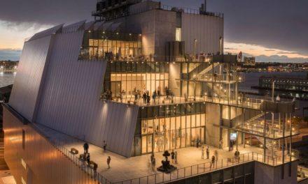 除了MET和MoMA,还有这些有意思的艺术博物馆等你打卡!
