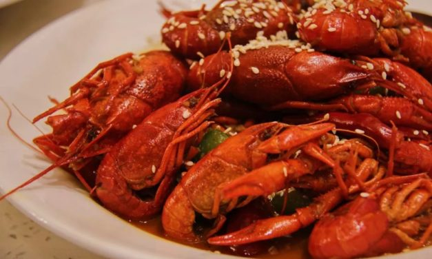 Chinatown这家最火的海鲜中餐厅你竟然还没试过!?