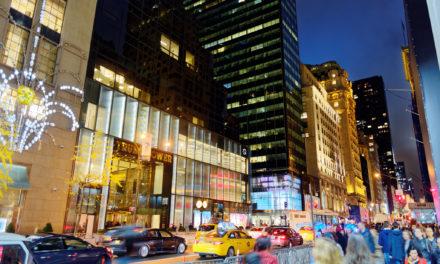 置业纽约 | 中城东经典产权公寓 第五大道721号,也就是第一座 Trump Tower
