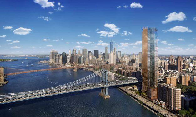 One Manhattan Square-定义纽约下东区新奢华