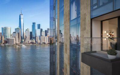 99 Hudson-新泽西州最高住宅公寓楼