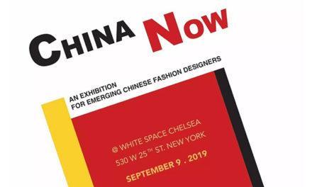 赠票 | NYFW | China Now Fashion Exhibition