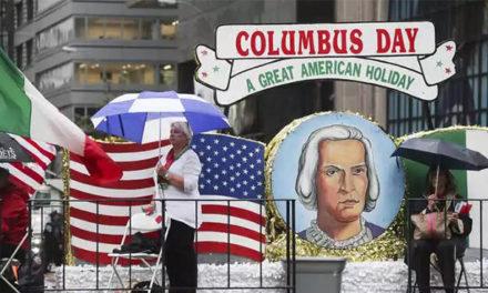 哥伦布日三天小长假即将来袭,你准备好了嘛?