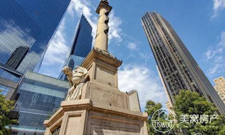 【鼓起勇气点进来】中央公园-哥伦布圈早年史和这里的超级豪宅们(一)