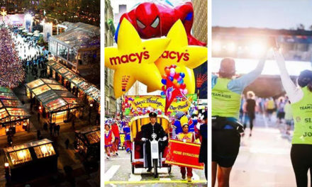 叮咚!你有一份纽约11月活动合集查收~期中过后就靠它玩遍纽约啦!
