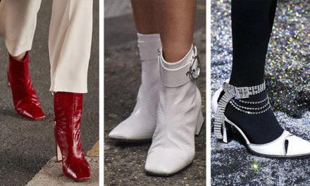 鞋控警告 | 初冬时髦精必入款