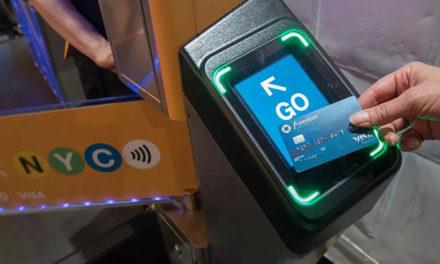 不刷卡坐地铁指日可待,纽约市公共交通无线支付时代即将到来?!