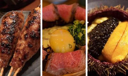胃暖了,心就是暖的!盘点那些好吃又有情调的日料小馆儿~