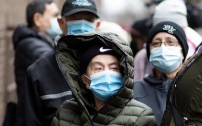 纽约变种病毒感染率竟高达51% !